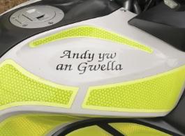 BMW 3 Andy yw an Gwella