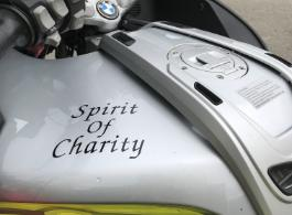 BMW 8 Spirit of Charity