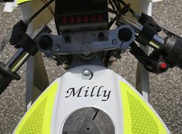 """Mini Moto 2 """"Milly"""""""